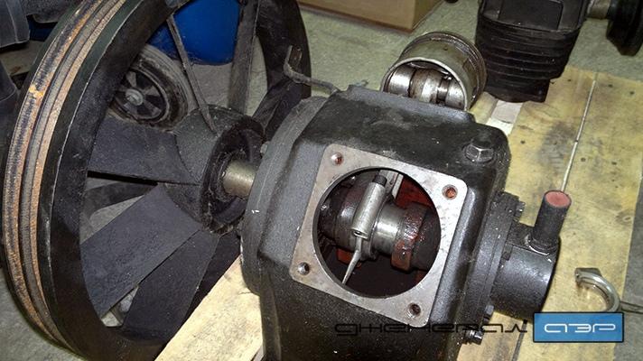 Ремонт пневматического компрессора своими руками